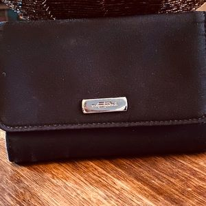 EUC -  Nice Black Evan Picone Wallet